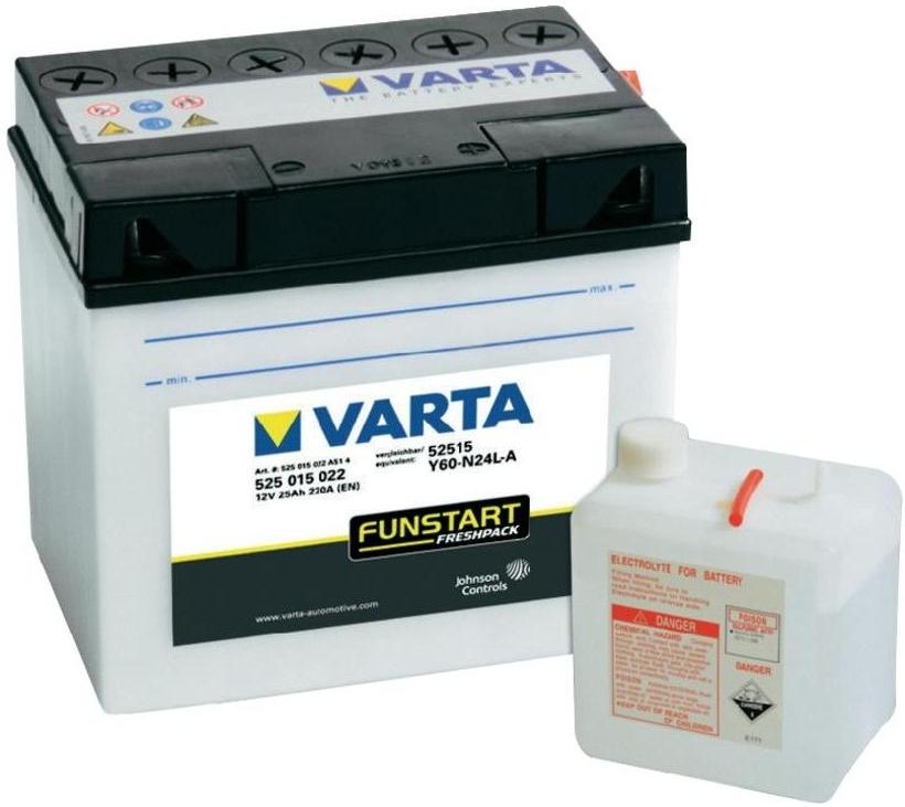 Аккумулятор Varta 52515, арт. 525 015 022 A51 4