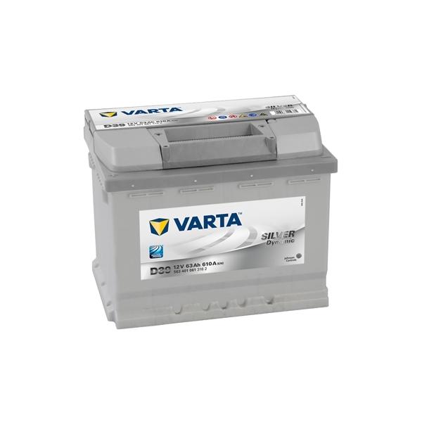 Аккумулятор Varta D30, арт. 563 401 061 316 2