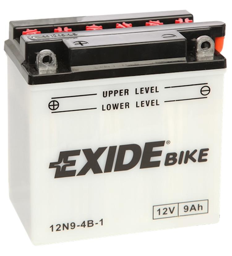 Аккумулятор Exide 12N9-4B-1, арт. 12N9-4B-1