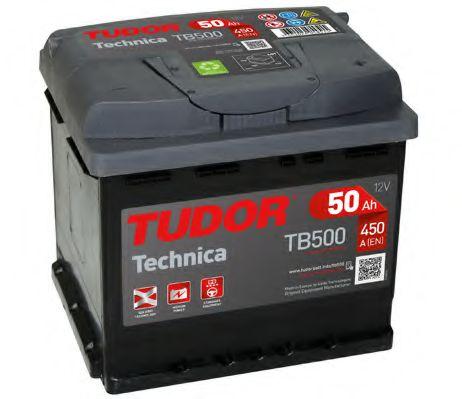 Аккумулятор Tudor TB500, арт. TB500