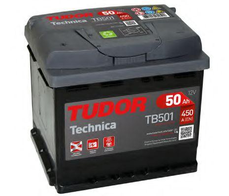 Аккумулятор Tudor TB501, арт. TB501