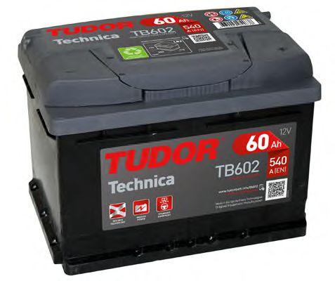 Аккумулятор Tudor TB602, арт. TB602