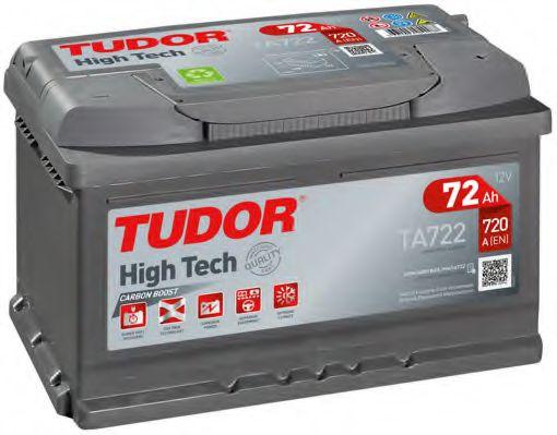 Аккумулятор Tudor TA722, арт. TA722