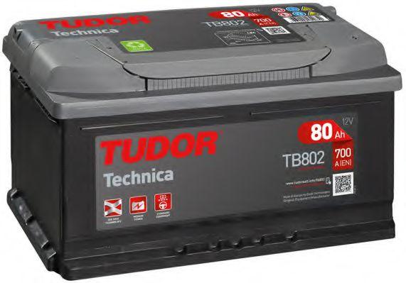 Аккумулятор Tudor TB802, арт. TB802