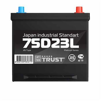 Аккумулятор Trust 75D23L, арт. 75D23L