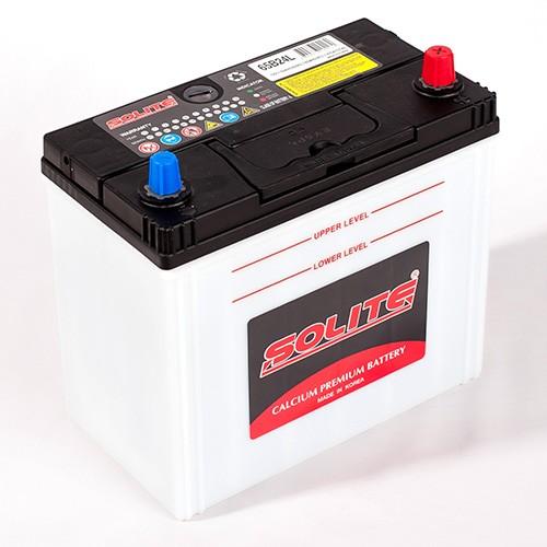 Аккумулятор Solite 65B24L, арт. 65B24L