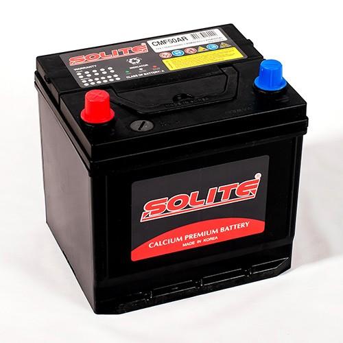 Аккумулятор Solite CMF50AR, арт. CMF50AR