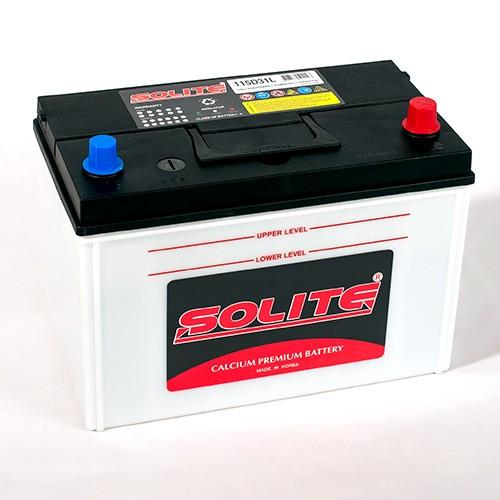 Аккумулятор Solite 115D31L, арт. 115D31L