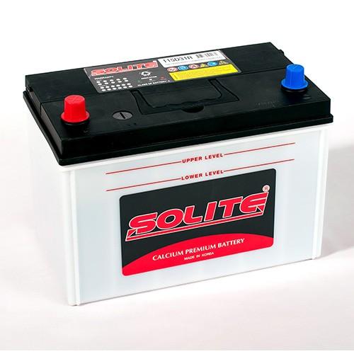 Аккумулятор Solite 115D31R, арт. 115D31R
