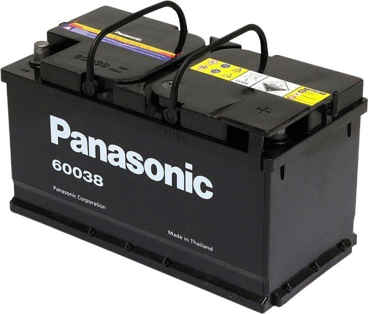 Аккумулятор Panasonic N-60038, арт. N-60038