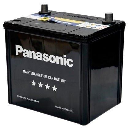 Аккумулятор Panasonic N-75D23R-FH, арт. N-75D23R-FH