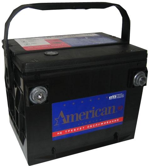 Аккумулятор American 75650, арт. 75650