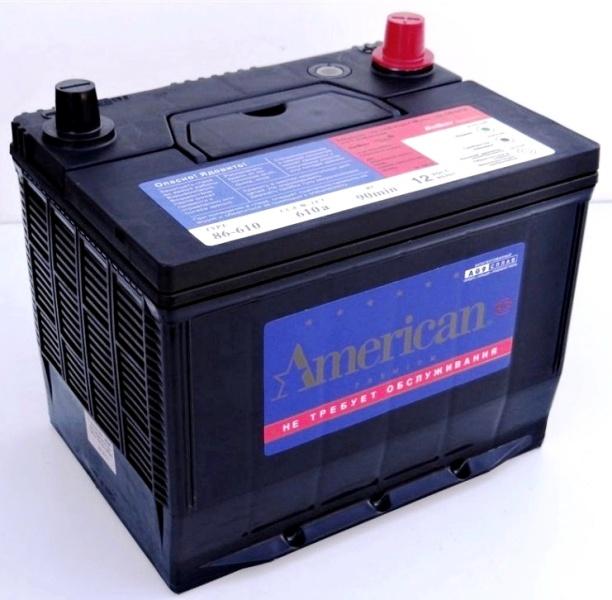 Аккумулятор American 86610, арт. 86610