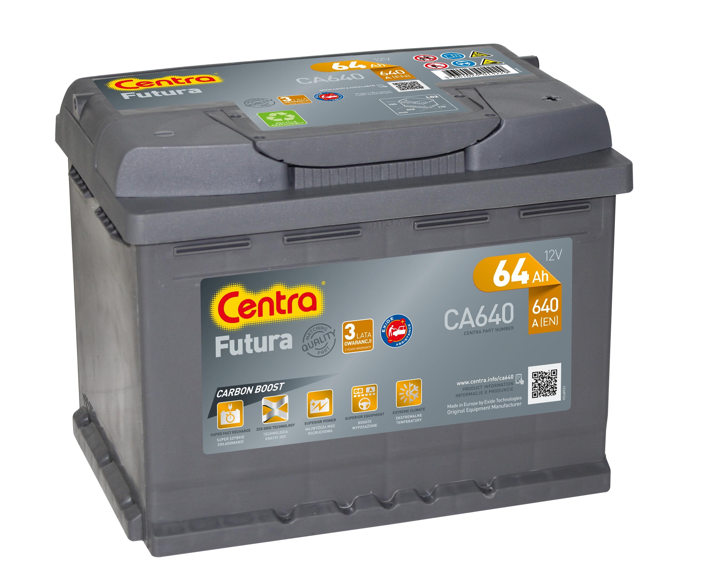 Аккумулятор Centra CA640, арт. CA640