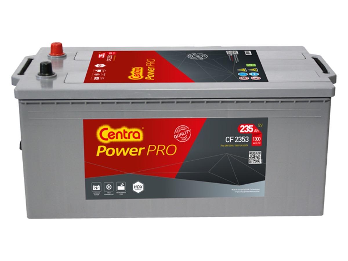 Аккумулятор Centra CF2353, арт. CF2353