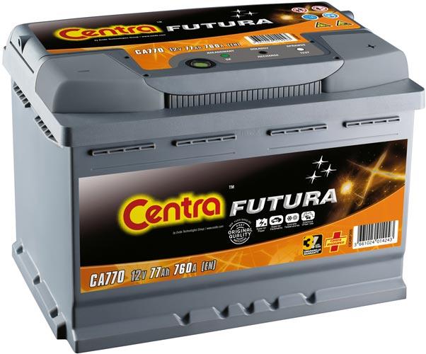 Аккумулятор Centra CA770, арт. CA770