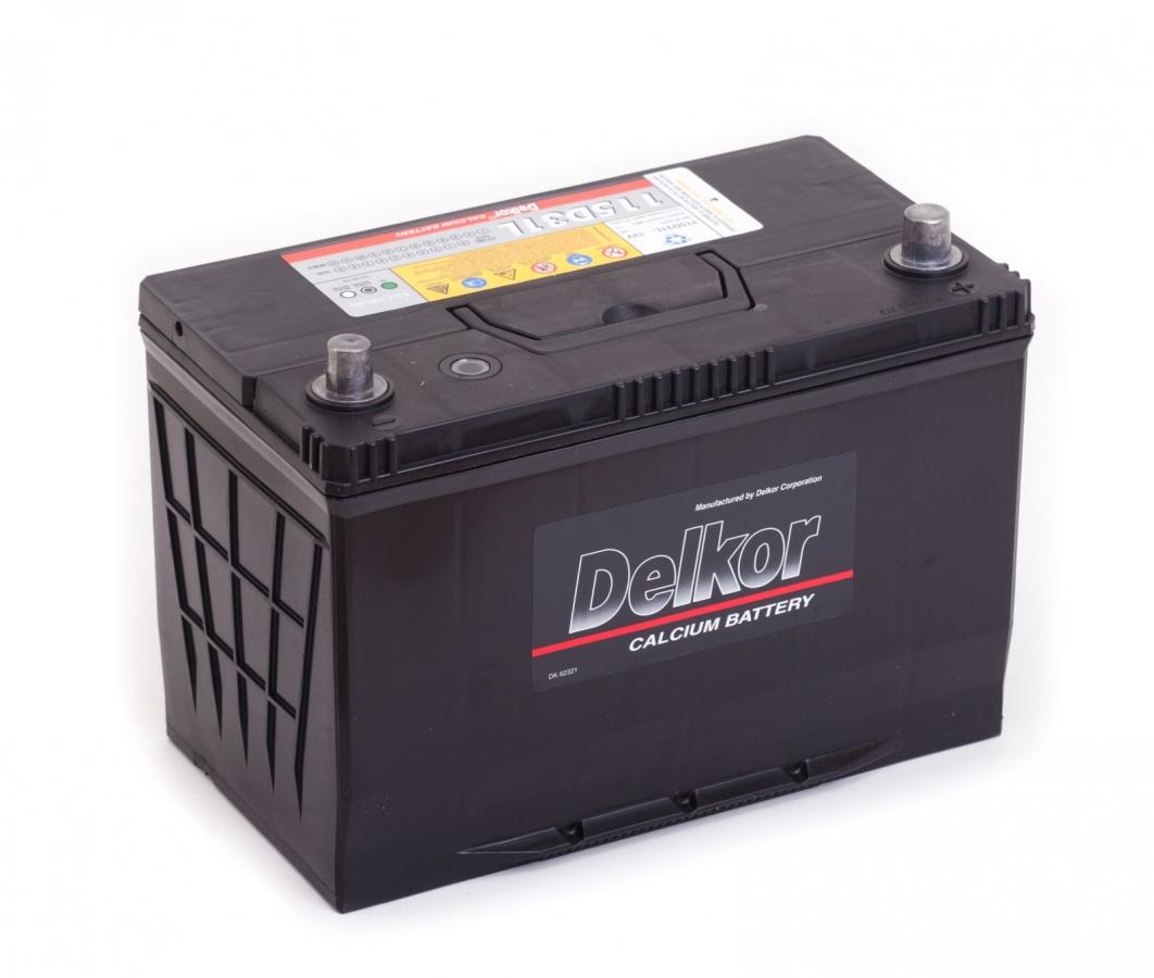 Аккумулятор Delkor 115D31L, арт. 115D31L