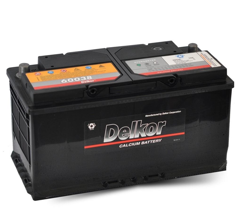 Аккумулятор Delkor 60038, арт. 60038
