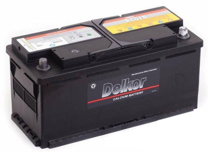Аккумулятор Delkor 61038, арт. 61038