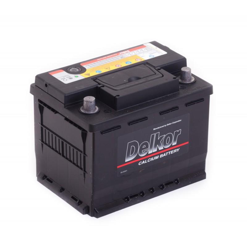 Аккумулятор Delkor 55565, арт. 55565