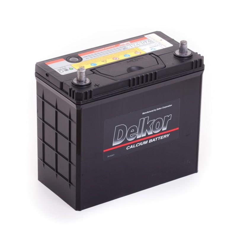 Аккумулятор Delkor 70B24R, арт. 70B24R