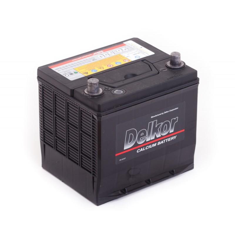 Аккумулятор Delkor 26550, арт. 26550