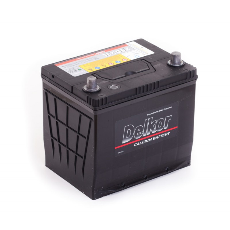 Аккумулятор Delkor 75D23L, арт. 75D23L