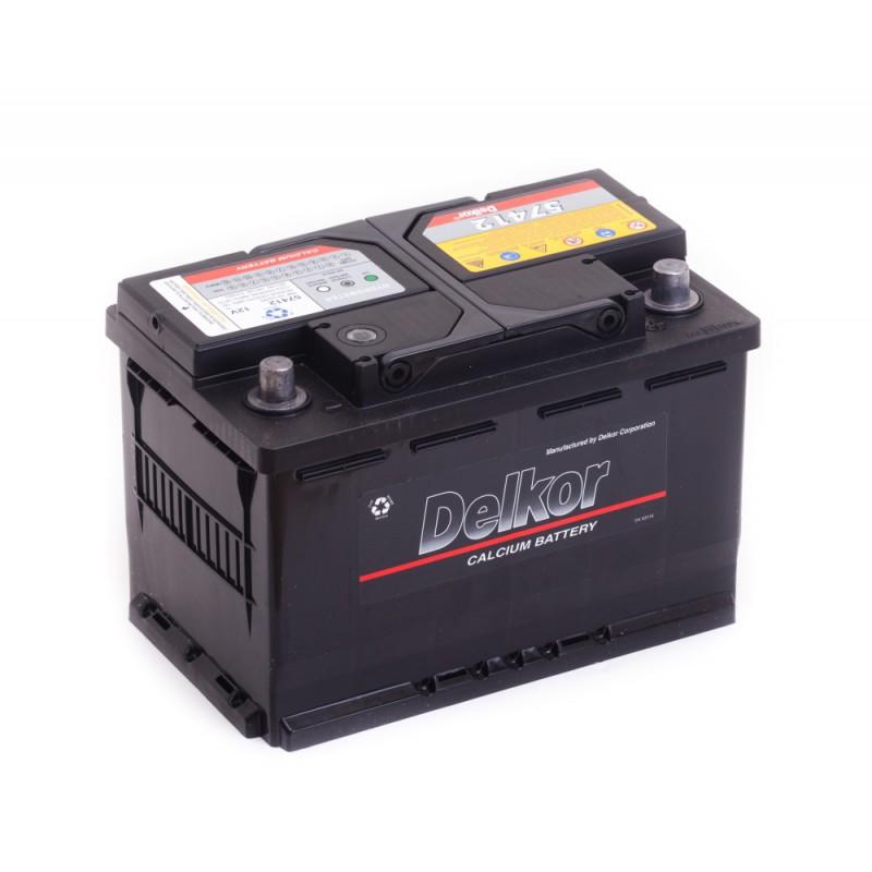 Аккумулятор Delkor 57412, арт. 57412
