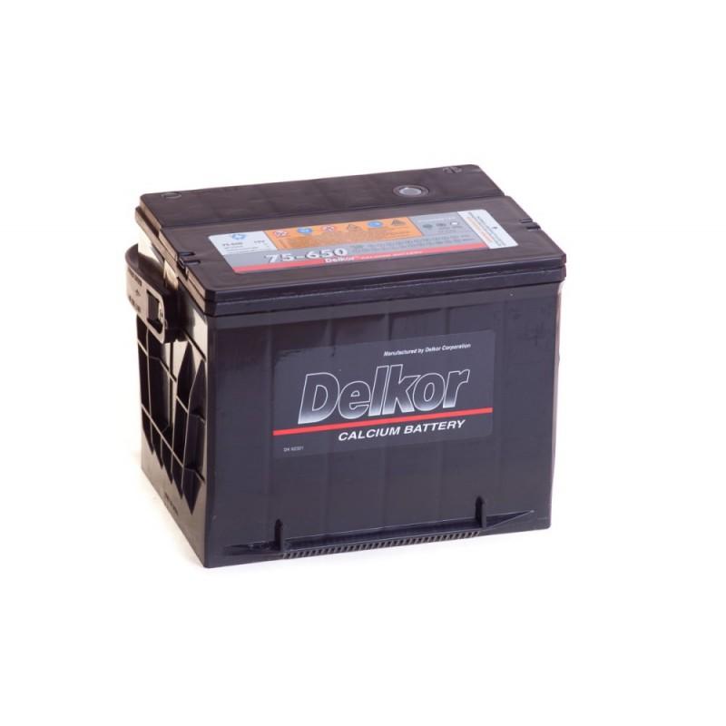 Аккумулятор Delkor 75650, арт. 75650