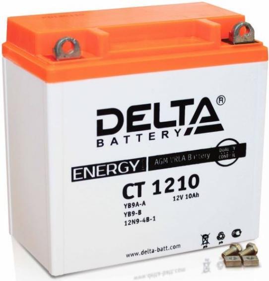 Аккумулятор Delta Battery CT1210, арт. CT1210
