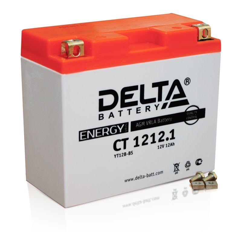 Аккумулятор Delta Battery CT1212.1, арт. CT1212.1