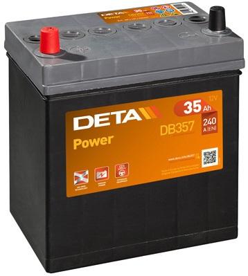 Аккумулятор Deta DB357, арт. Deta