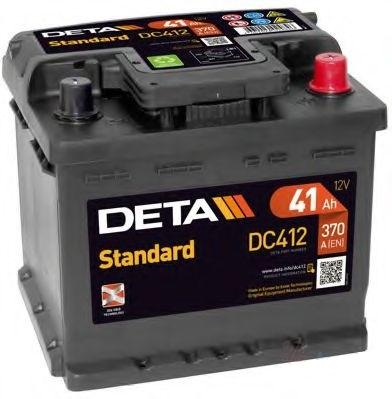 Аккумулятор Deta DC412, арт. DC412