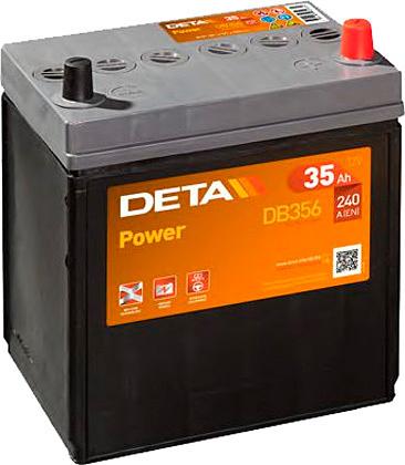 Аккумулятор Deta DB356, арт. DB356