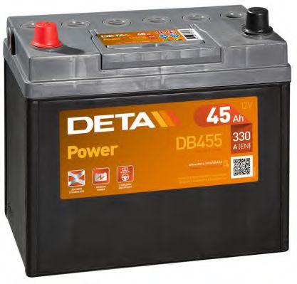 Аккумулятор Deta DB455, арт. DB455