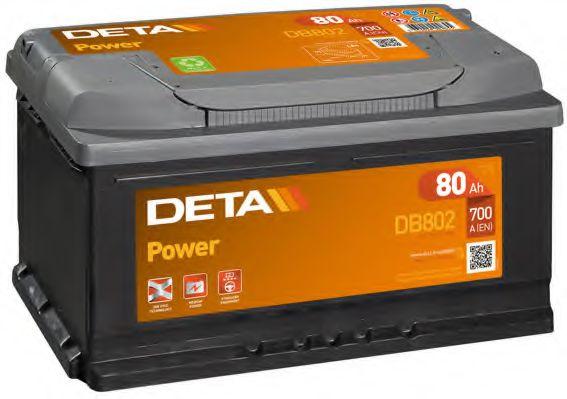 Аккумулятор Deta DB802, арт. DB802