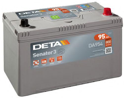 Аккумулятор Deta DA954, арт. DA954