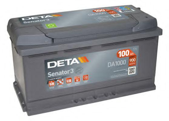 Аккумулятор Deta DA1000, арт. DA1000