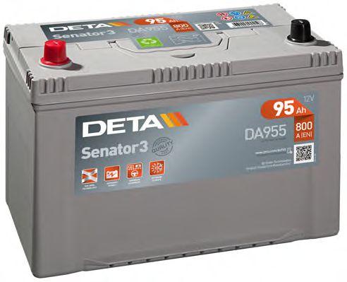 Аккумулятор Deta DA955, арт. DA955