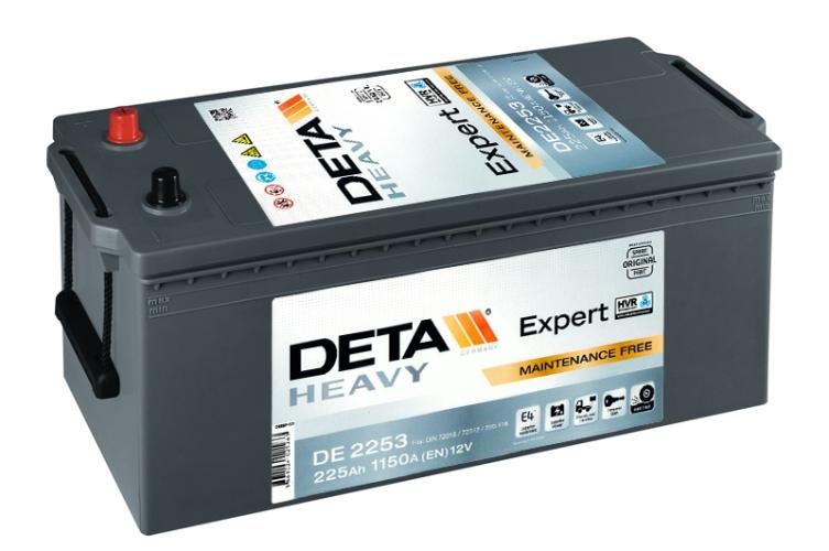 Аккумулятор Deta DE2253, арт. DE2253