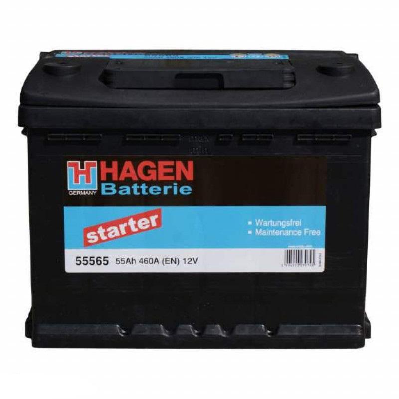 Аккумулятор Hagen 55565, арт. 55565