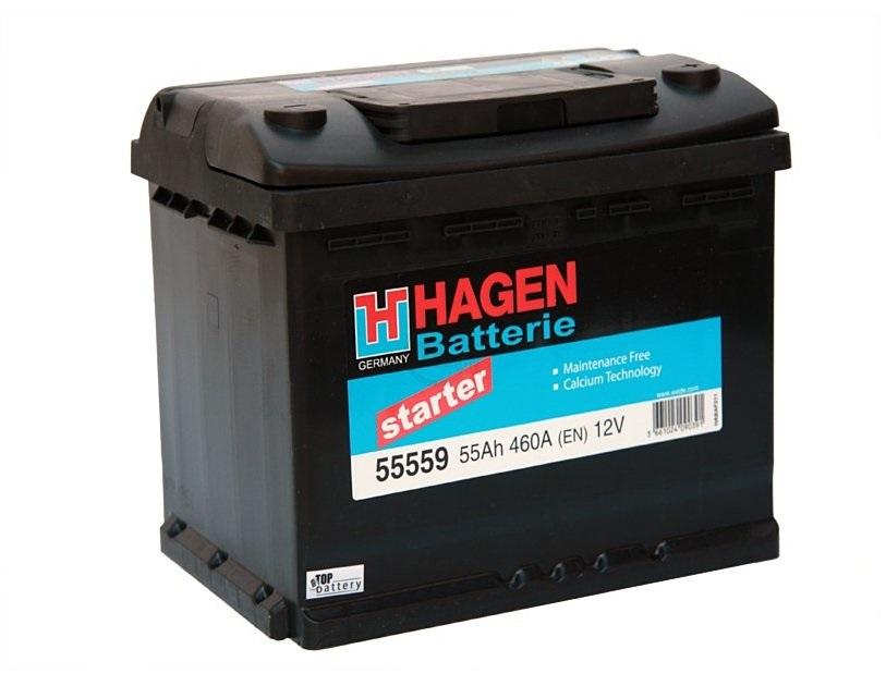 Аккумулятор Hagen 55559, арт. 55559