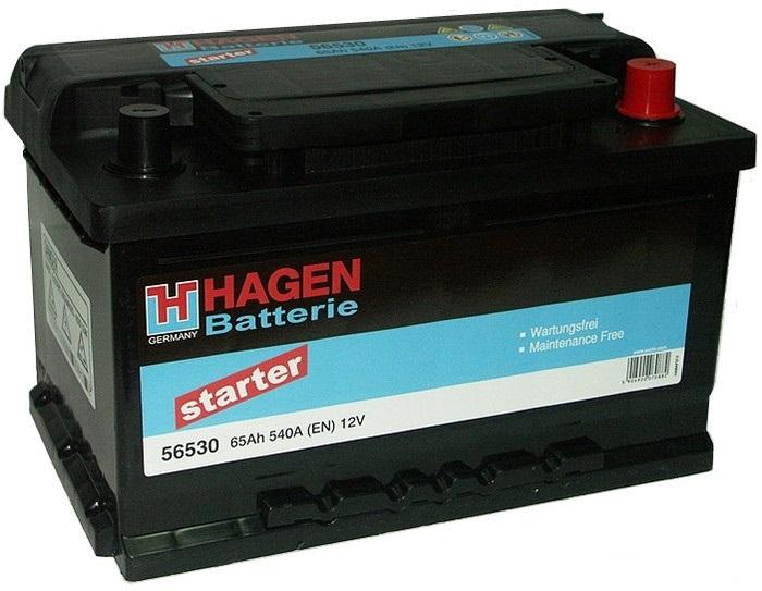Аккумулятор Hagen 56530, арт. 56530