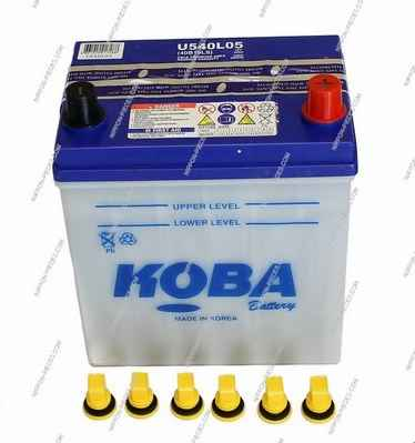 Аккумулятор Nippon pieces U540L05A, арт. U540L05A