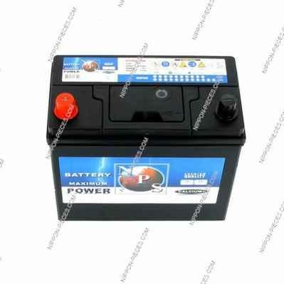 Аккумулятор Nippon pieces U540L10B, арт. U540L10B