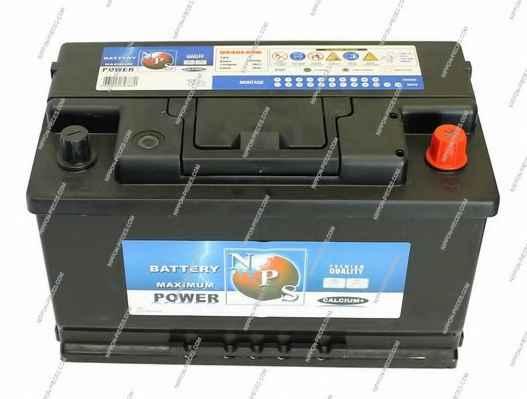 Аккумулятор Nippon pieces U540L60A, арт. U540L60A