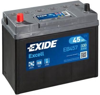 Аккумулятор Exide EB457, арт. EB457