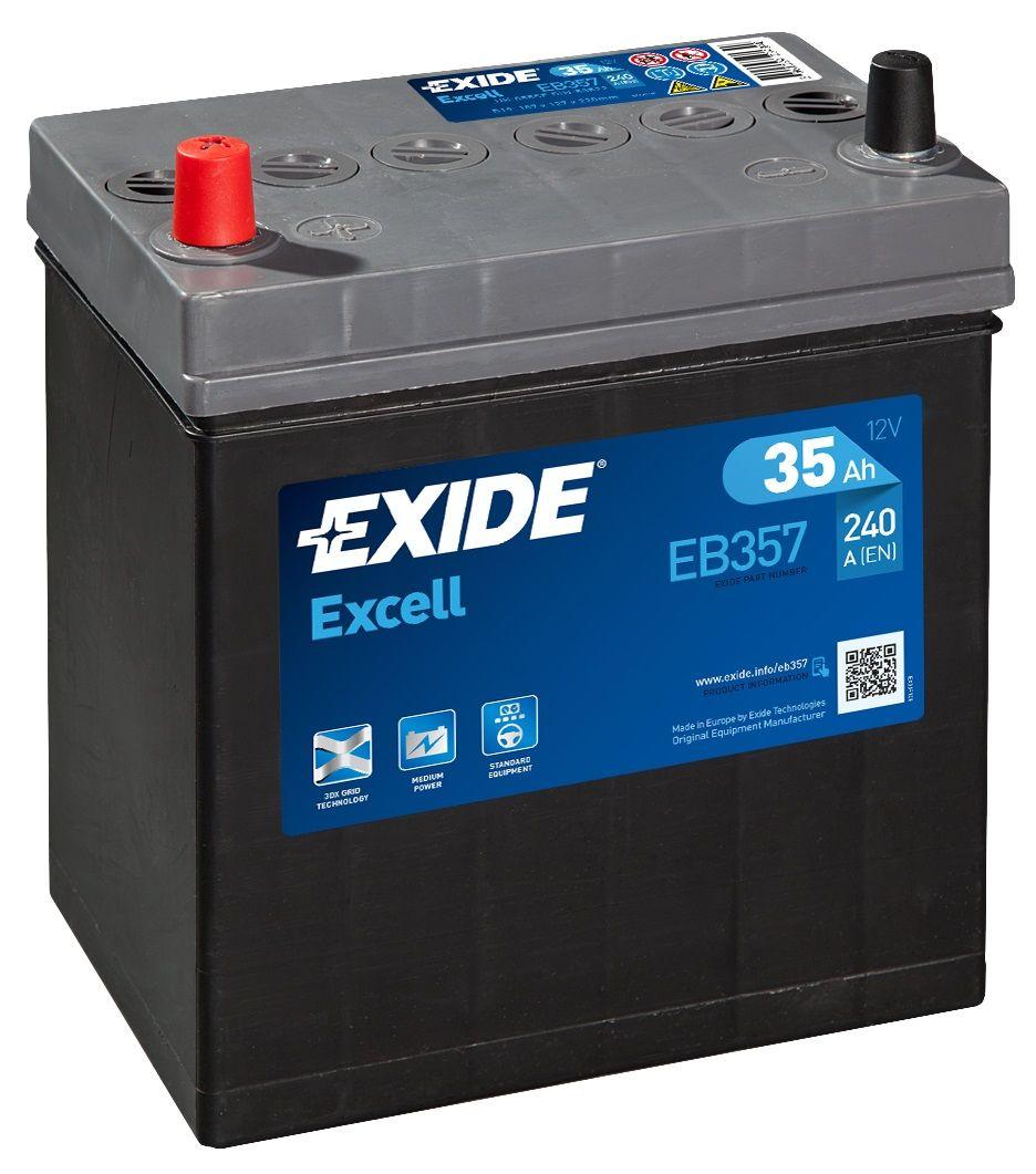 Аккумулятор Exide EB357, арт. EB357