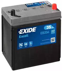 Аккумулятор Exide EB356, арт. EB356