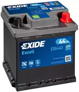 Аккумулятор Exide EB440, арт. EB440